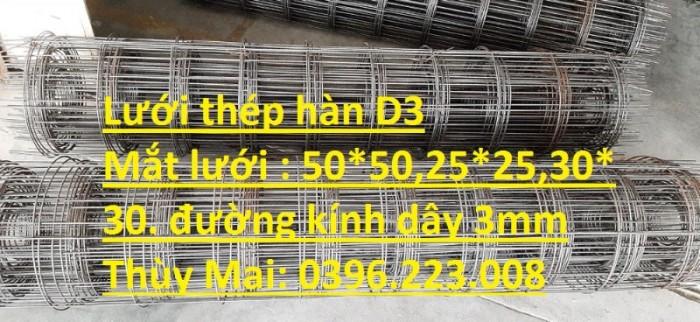 Lưới thép hàn cường lực chất lượng cao giá ưu đãi3