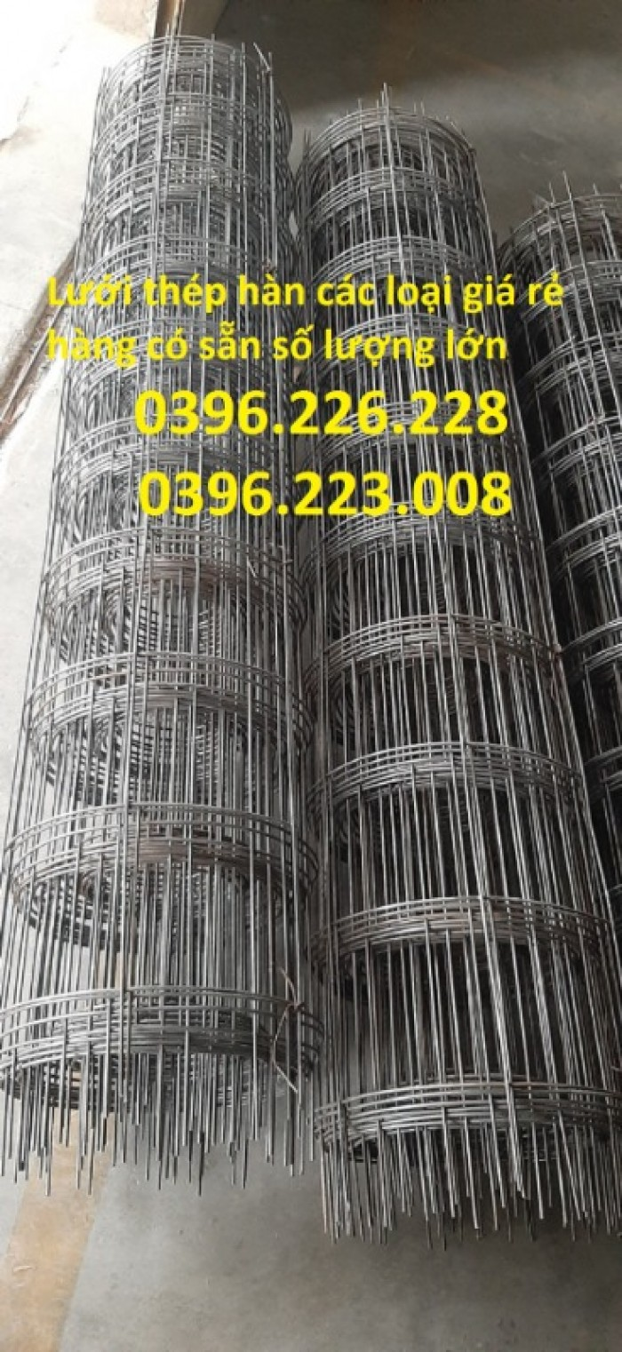 Lưới thép hàn cường lực chất lượng cao giá ưu đãi6