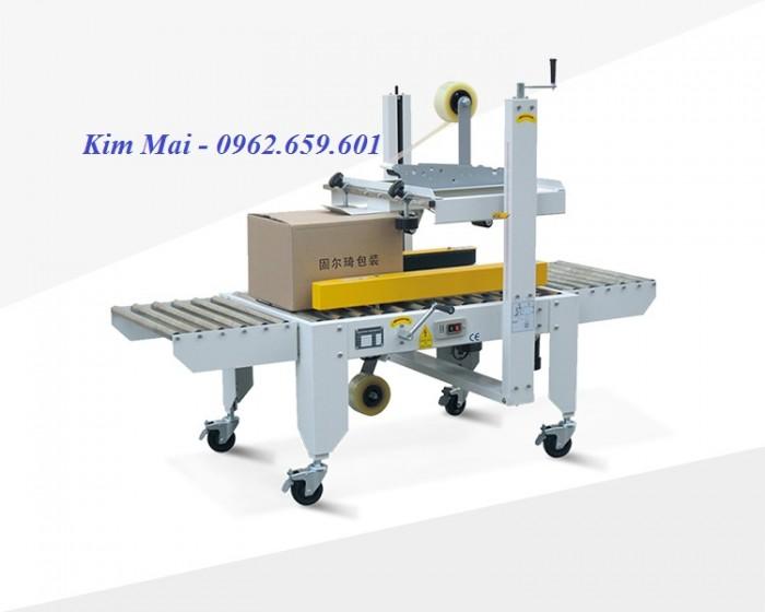 Máy dán băng keo Model GPA -50 hàng có sẵn tại kho0