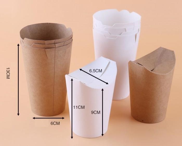 Cốc giấy C, cốc giấy Kraf in ấn logo, thân thiện môi trường3
