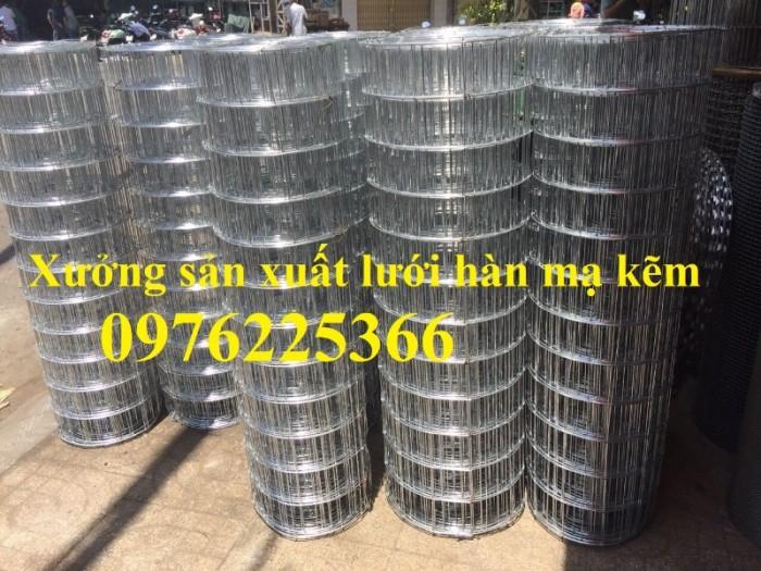 Tấm lưới thép hàn mạ kẽm D3, D4 sản xuất theo yêu cầu0