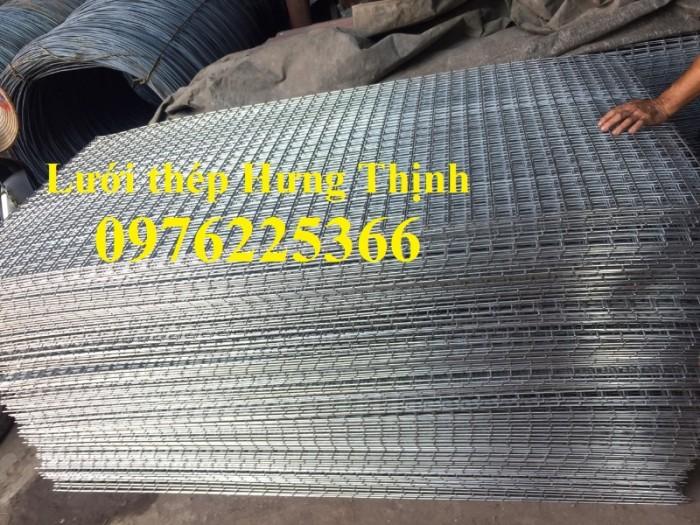 Tấm lưới thép hàn mạ kẽm D3, D4 sản xuất theo yêu cầu1
