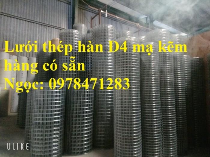Chuyên cung cấp lưới thép hàn D1,D2,D3,D4 hàng có sẵn giá rẻ toàn quốc3