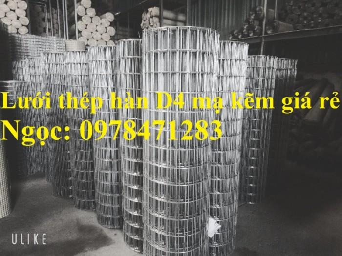 Chuyên cung cấp lưới thép hàn D1,D2,D3,D4 hàng có sẵn giá rẻ toàn quốc4