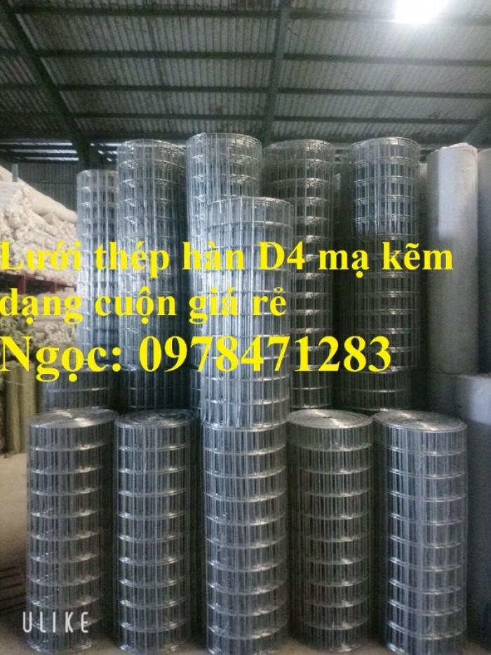 Chuyên cung cấp lưới thép hàn D1,D2,D3,D4 hàng có sẵn giá rẻ toàn quốc7