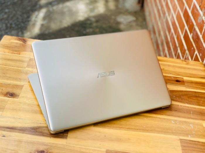 Laptop Asus Vivobook X510UA, i3 7100U 4G SSD128-500G Full Viền Đẹp Zin 100% G3
