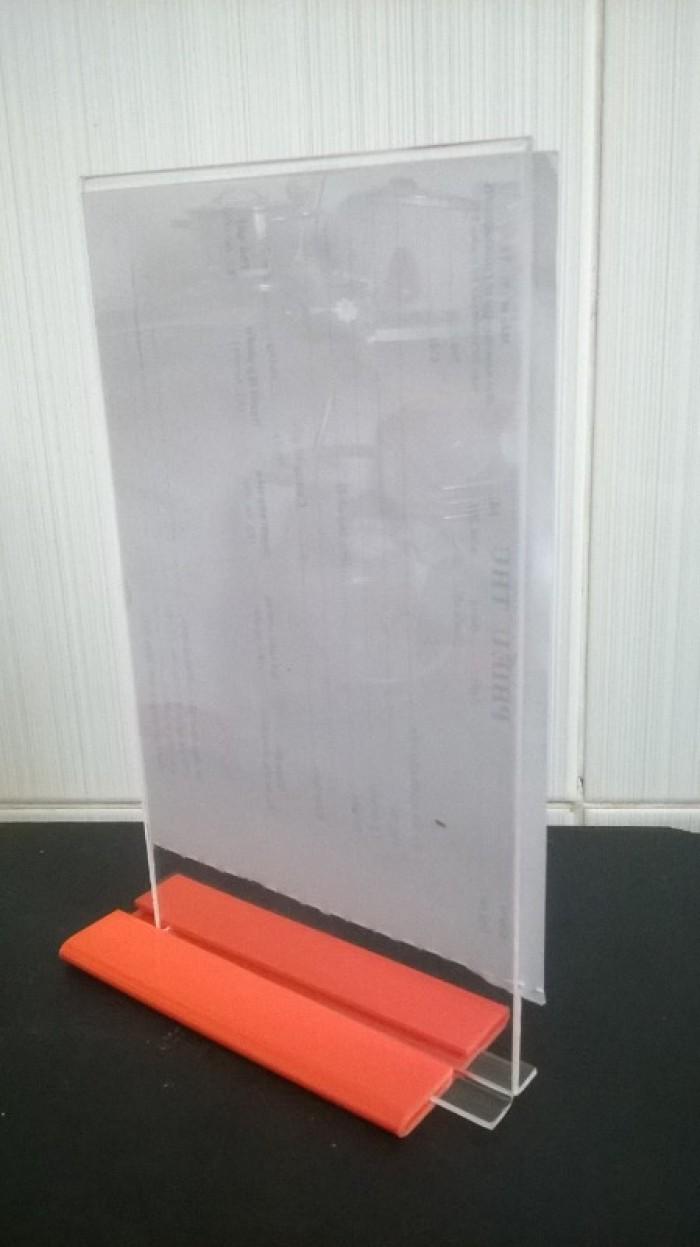 Chuyên cung cấp thùng phiếu mica, menu mica, kệ mica các loại giá rẻ29