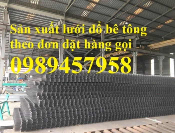 Lưới thép đổ sàn A4 100x100, A6 100x100, A8 100x1005