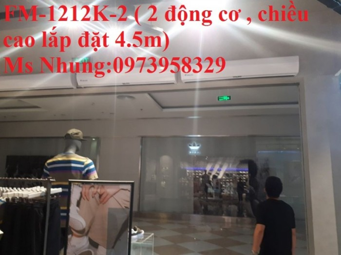 Quạt cắt gió Jinling FM-1212K-20