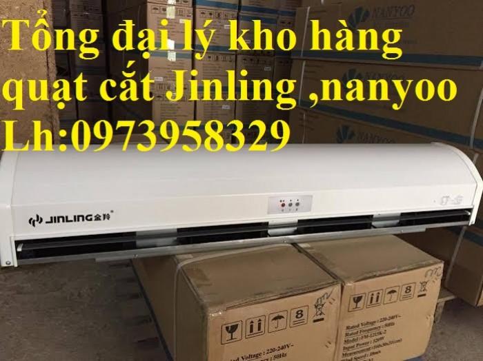 Quạt cắt gió Jinling FM-1212K-23