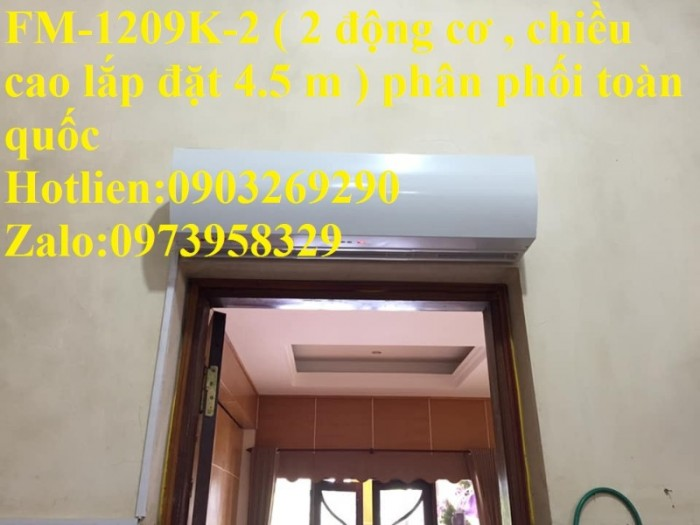 Quạt cắt gió Jinling FM-1212K-29