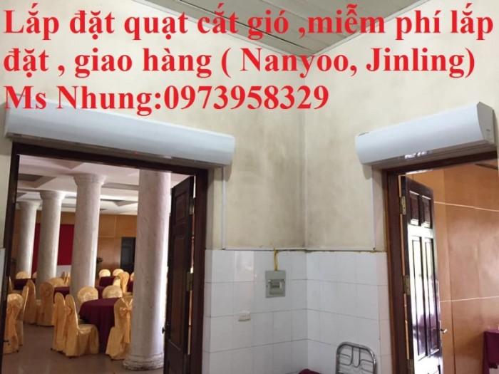 Quạt cắt gió Jinling FM-1212K-210