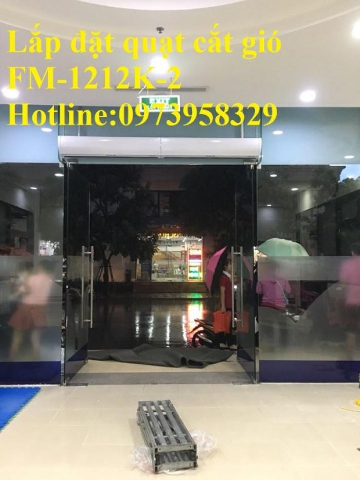 Quạt cắt gió Jinling FM-1212K-213
