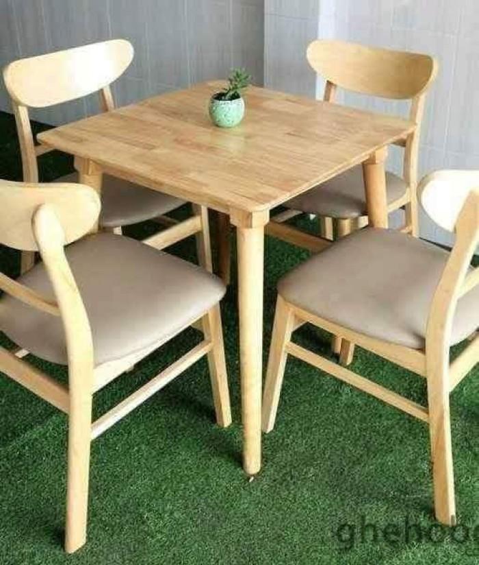 Bàn ghế gỗ niệm simili bán tại nơi sản xuất4