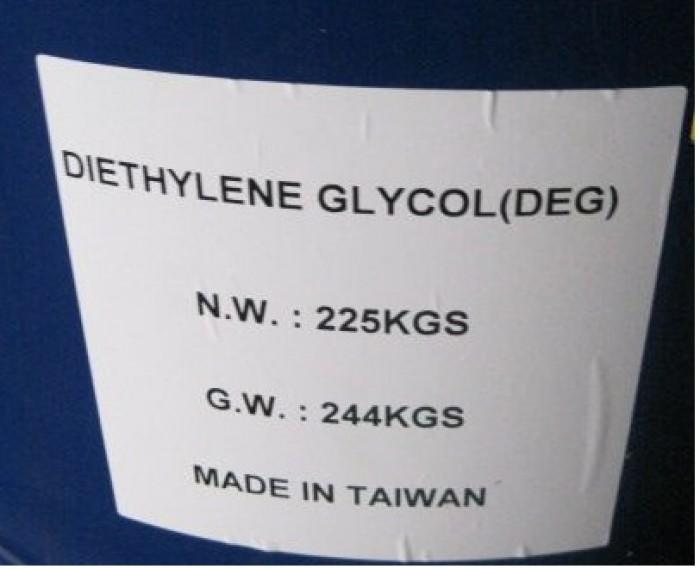 XẢ KHO Diethylene Glycol - DEG1