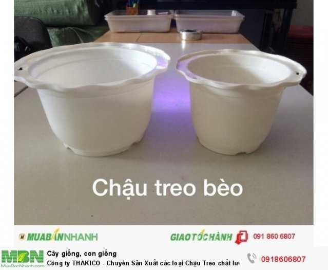Công ty THAKICO - Chuyên Sản Xuất các loại Chậu Treo chất lượng1