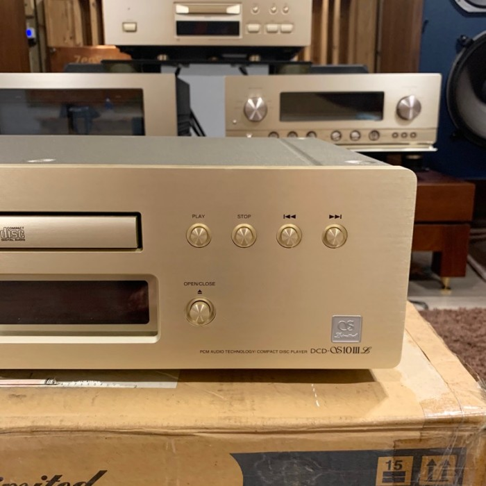 CD DENON DCD QS10 III ( Limited)3