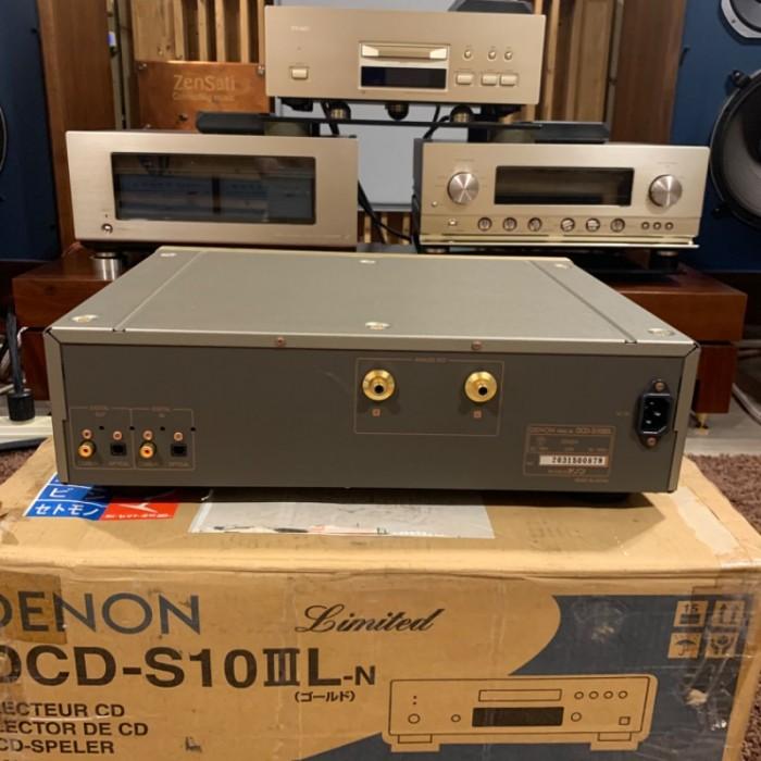 CD DENON DCD QS10 III ( Limited)5