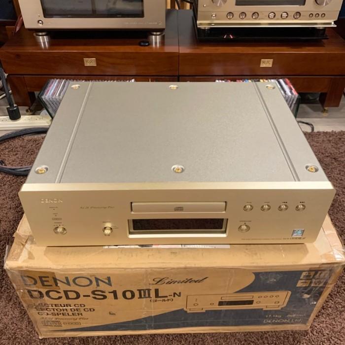 CD DENON DCD QS10 III ( Limited)4