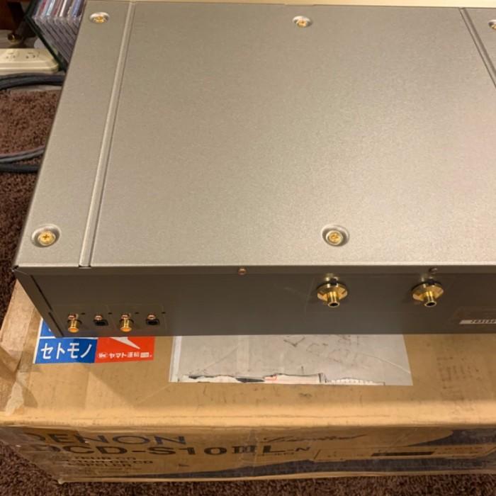 CD DENON DCD QS10 III ( Limited)8