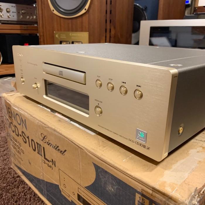 CD DENON DCD QS10 III ( Limited)6