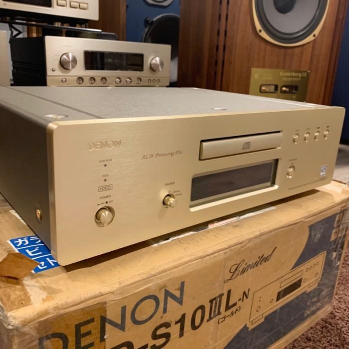 CD DENON DCD QS10 III ( Limited)2
