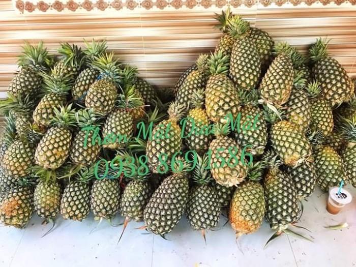 Thơm mật trái 2kg2