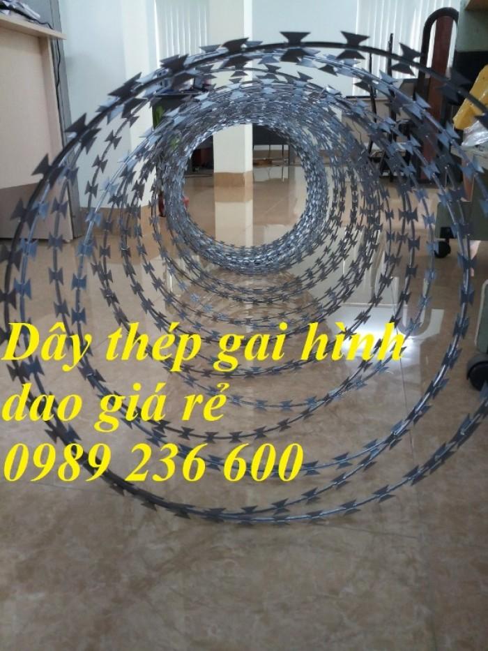 Nhận thi công lắp đặt hàng rào dây thép gai0