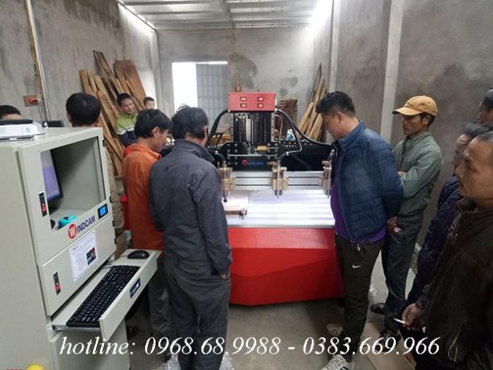 Giá máy đục gỗ vi tinh 4 mũi Đông Phương Hà Nội3