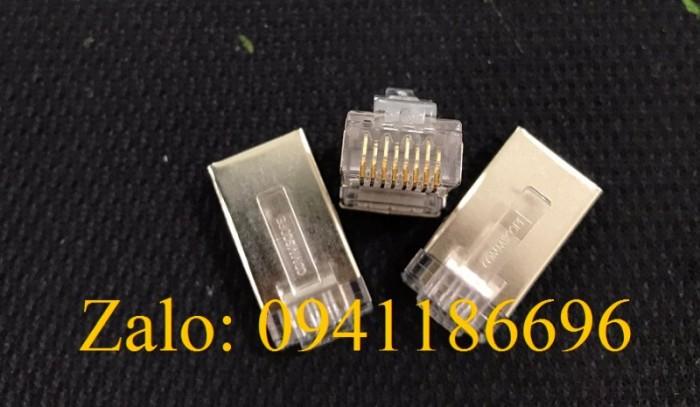 Hạt mạng Sắt CommScope Cat5/Cat6 FTP chống nhiễu mã 6-569550-32