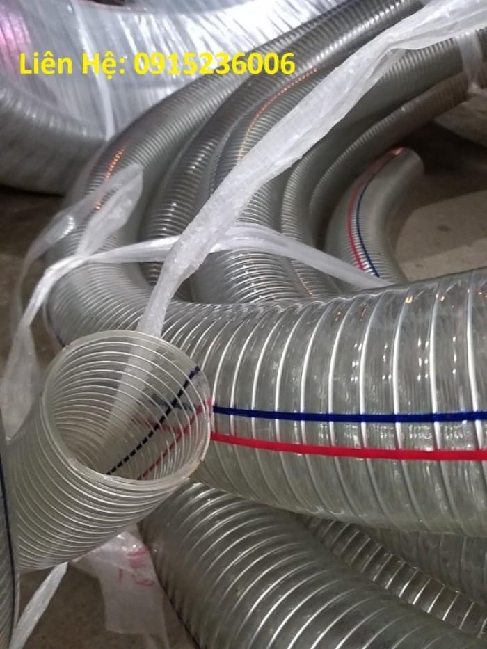 Chuyên cung cấp ống nhựa mềm lõi thép phi 13, phi 16, phi 20, phi 25, phi 272