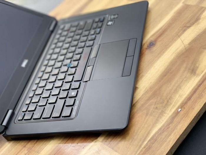 Laptop Dell Ultrabook E7450, i5 5300U 8G SSD256 Đèn phím Pin khủng Đẹp zin 103