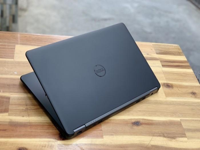 Laptop Dell Ultrabook E7450, i5 5300U 8G SSD256 Đèn phím Pin khủng Đẹp zin 101