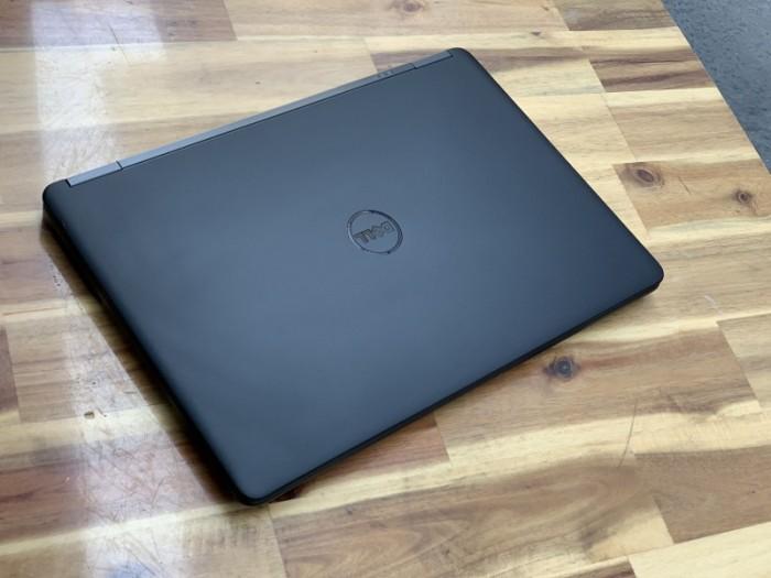 Laptop Dell Ultrabook E7450, i5 5300U 8G SSD256 Đèn phím Pin khủng Đẹp zin 102
