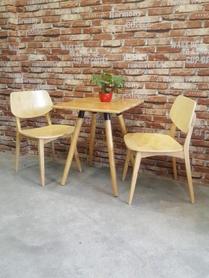 Bộ bàn ghế Cafe sân vườn..1