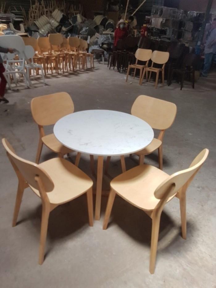 Bộ bàn ghế Cafe sân vườn..2