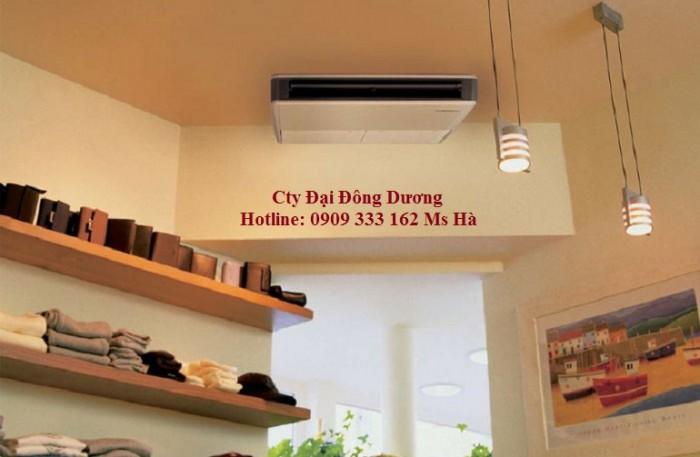 Máy Lạnh Áp Trần Daikin FHA125BVMA/RZF125CVM - Inverter Gas R320