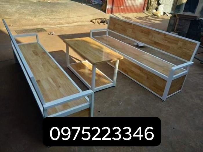 Quầy gỗ tự nhiên bền và rẻ giá tại xưởng..4