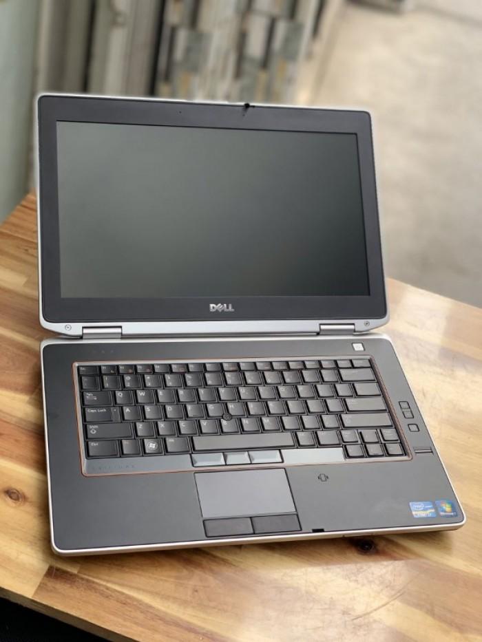 Laptop Dell Latitude E6420, I7 2620M SSD128 - 500G Vga rời Đẹp zin 100% Giá r5