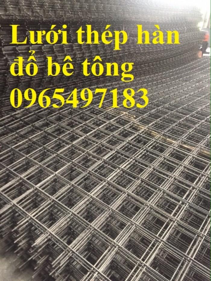 Lưới thép hàn D4, D5, D6, D8 đổ sàn bê tông, đổ mái giá tốt nhất tại Hà Nội4