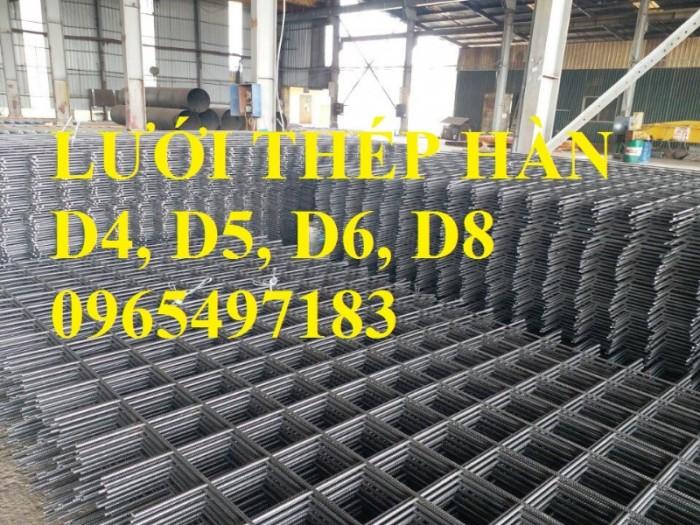 Lưới thép hàn D4, D5, D6, D8 đổ sàn bê tông, đổ mái giá tốt nhất tại Hà Nội2