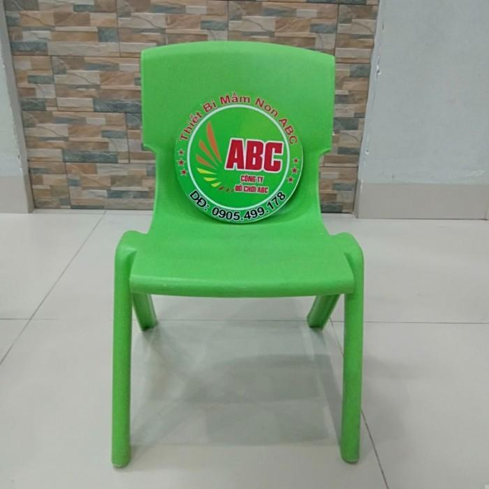 ghế nhựa đúc mầm non chất lượng cao tại quy nhơn11