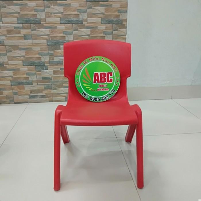 ghế nhựa đúc mầm non chất lượng cao tại quy nhơn9