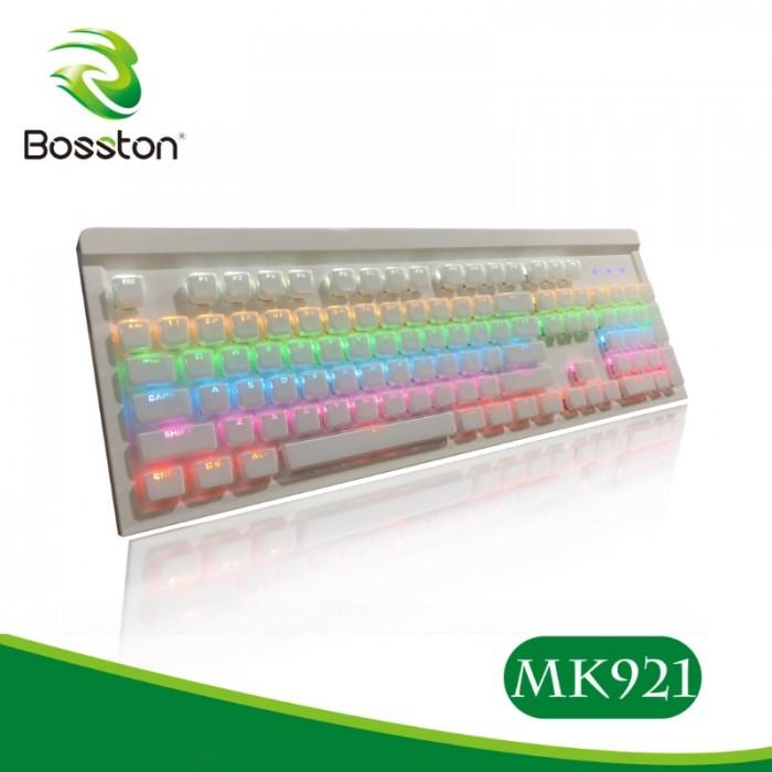 Keyboard cơ Bosston MK-921 led chính hãng2