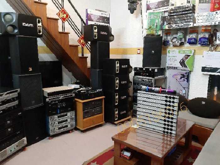 Vang số Karaoke HMaudio K1000 hàng bãi ⭐1
