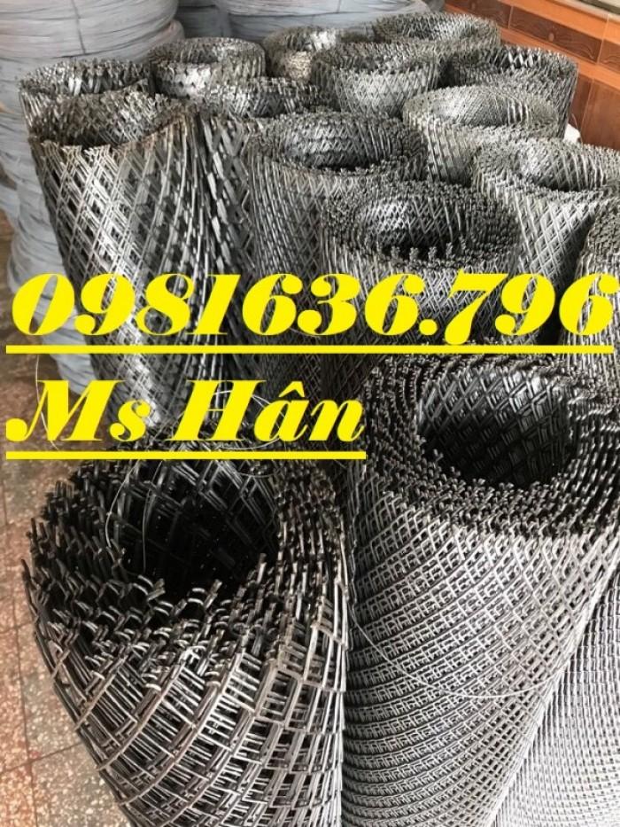 Lưới thép dập giãn - lưới thép hình thoi - lưới quả trám giá rẻ27