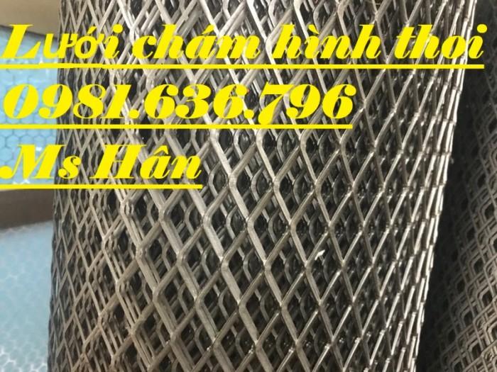 Lưới thép dập giãn - lưới thép hình thoi - lưới quả trám giá rẻ18