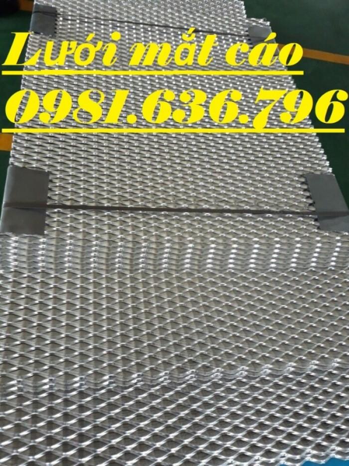 Lưới thép dập giãn - lưới thép hình thoi - lưới quả trám giá rẻ23