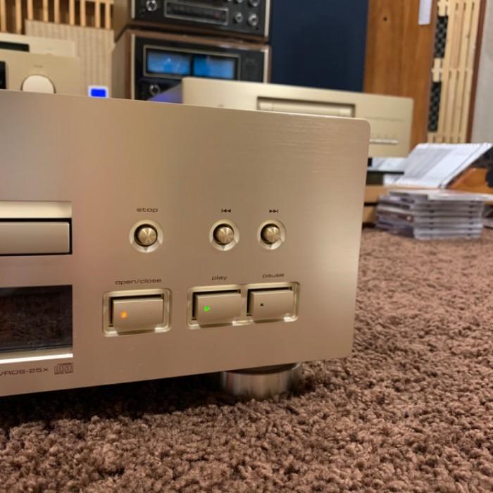 CD TEAC VRDS-25X2