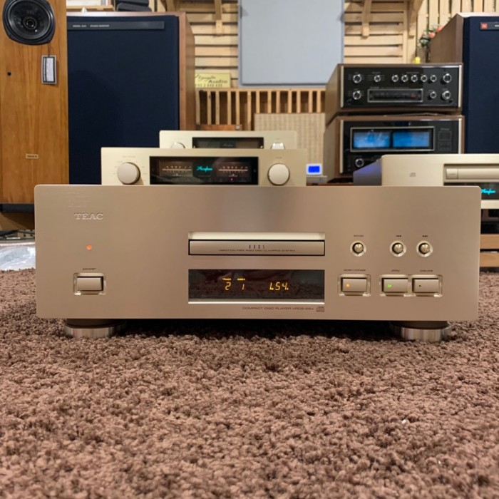 CD TEAC VRDS-25X1